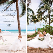 三亚旅拍婚纱摄影排行