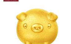 黄金的转运珠多少钱