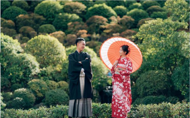 日本旅拍地点