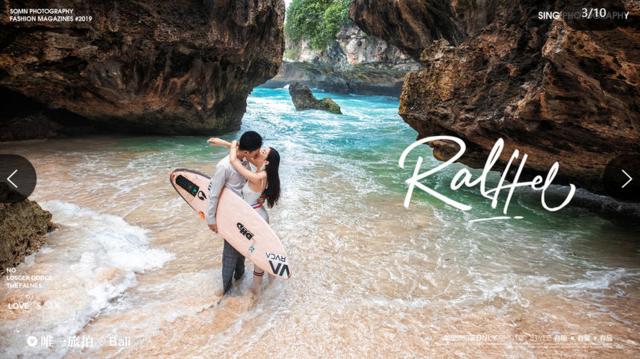 巴厘岛旅拍地点