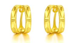 黄金耳环怎么清洗  金店建议这样清洗不伤黄金!