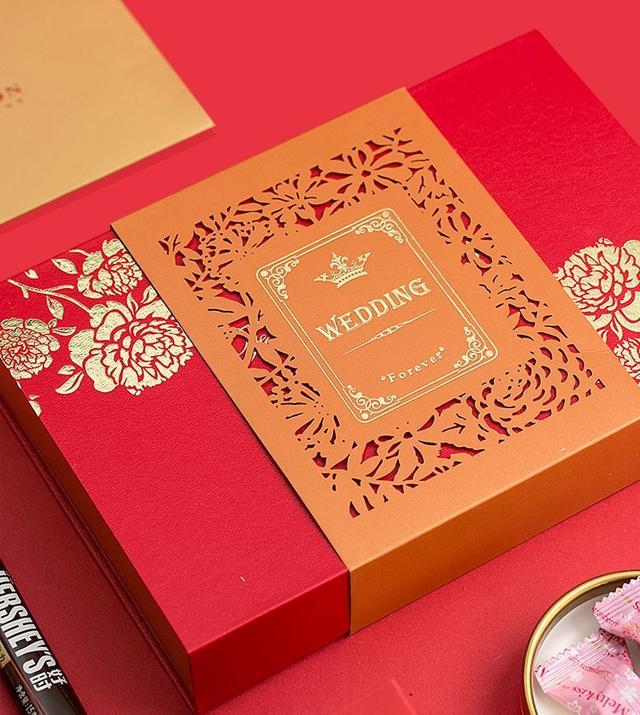 中式伴手礼礼盒