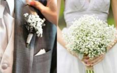结婚哪些人需要戴胸花 胸花戴哪边