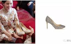 婚鞋什么颜色 除了红色这几个颜色更显气质!