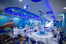 小型宴会—海洋城堡厅