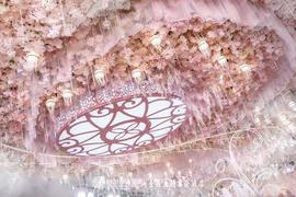 粉色梦幻【花海厅】