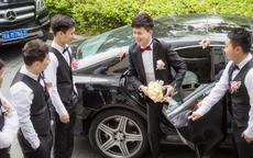 婚车花车装饰套装价格如何?
