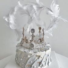 结婚纪念日主题蛋糕 蛋糕上写什么好