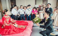 接新娘哪些人不能去