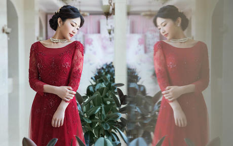 結婚當天要穿紅內衣嗎