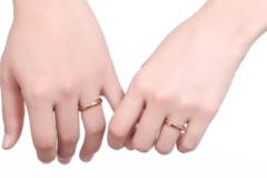 女生结婚戒指戴哪只手