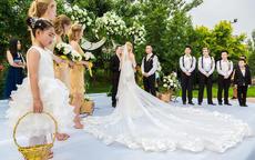 参加婚礼可以穿白色裙子吗
