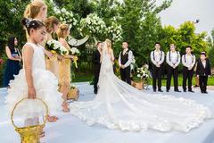 十月份参加婚礼穿什么