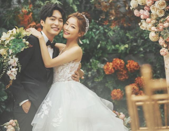 韩风婚纱摄影