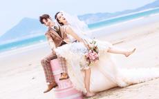 婚纱照姿势技巧分享 教你拍婚纱照如何摆姿势更自然好看