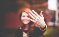 女生戒指戴在右手无名指含义