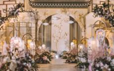 90后个性婚礼策划流程独特风格