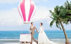 海边婚纱风格种类大全 国内适合婚纱照的海滩有哪些