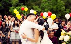 结婚用什么颜色的气球