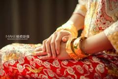 婚礼祝词古风版祝福