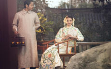 2019中式复古婚纱照怎么拍好看