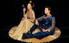 复古中式婚纱照怎么拍好看