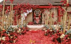 创意农村婚礼现场布置技巧