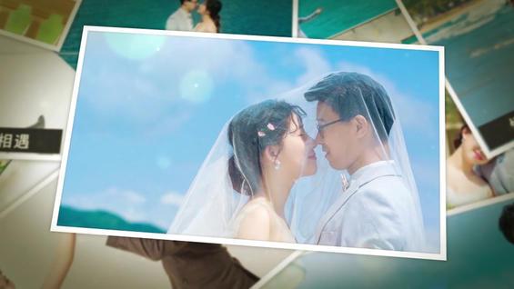 婚礼照片视频