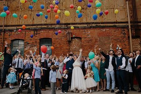 PARTY主题婚礼