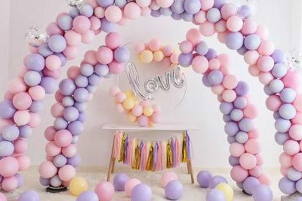 拱门型气球