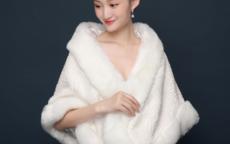冬天穿什么婚纱好看又不冷
