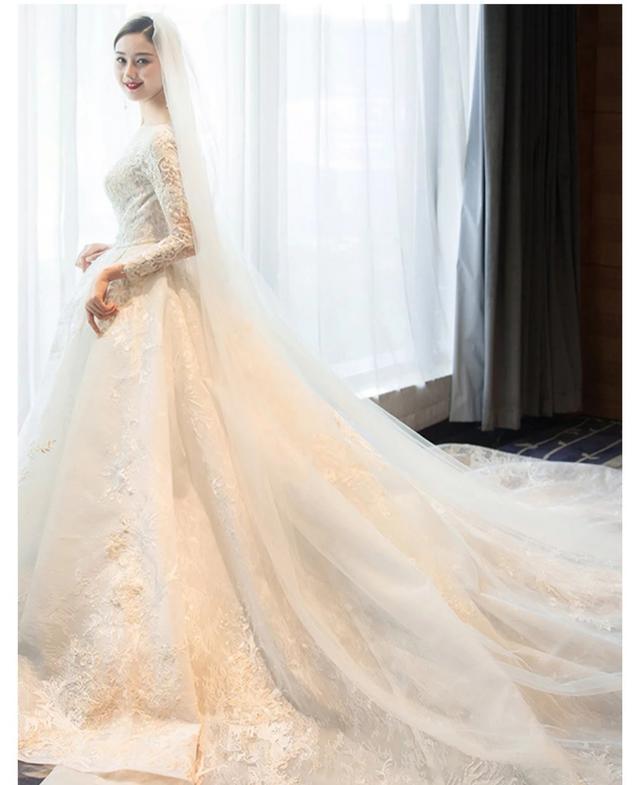 双十一必买婚纱