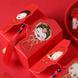 【大号可装烟】中国风龙凤呈祥喜糖盒