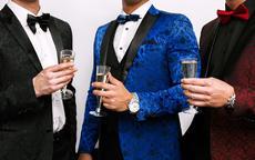 男士参加婚礼穿什么衣服合适