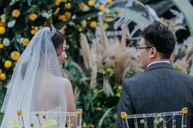 美来也户外草坪婚礼