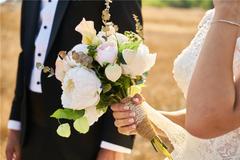 韩式新娘婚纱照怎么拍