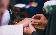 求婚戒指带哪个手指