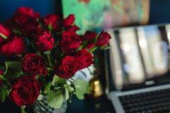生日送几朵玫瑰花好