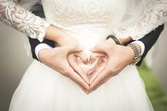 祝新婚的祝福语八个字 简短押韵