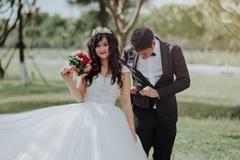 新娘手捧花怎么画 新娘手捧花手绘技巧