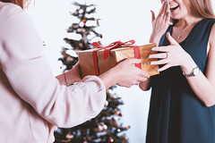 圣诞节送什么礼物给老婆