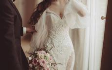 鱼尾婚纱适合什么身材 鱼尾婚纱造型图片