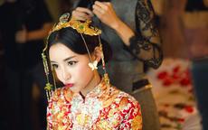 中式婚礼礼服有几种 常见的中式礼服图片