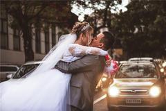 婚纱照说说该写什么