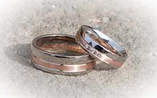 结婚的白金戒指多少钱一克