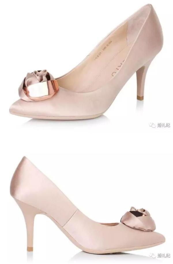 思加图婚鞋款式1