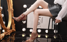 冬季新娘婚鞋穿什么