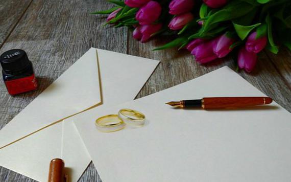 邀请参加婚礼的微信词 简短又有礼貌的婚礼邀请词