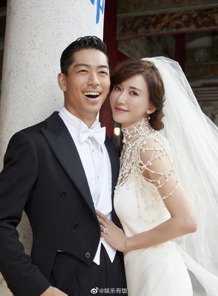 林志玲和老公