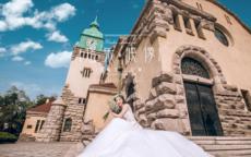 新娘单人婚纱照姿势大全